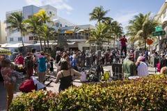 Miami Beach, Florida, USA. Stock Photo