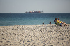Miami Beach, Florida, USA. Stock Photography