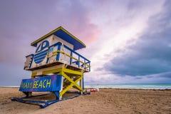Miami Beach Stock Image