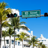 Miami beach, Floride, USA Stock Photo