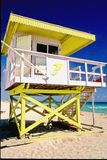 Miami beach ii do Florydy pt Obrazy Royalty Free