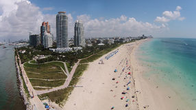 Miami Beach, la Floride Photo libre de droits