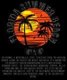 Miami Beach la Floride Image stock