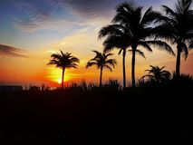 Miami Beach, la Floride, Etats-Unis Photographie stock