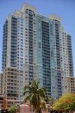 Miami Beach luxury condominium Stock Images