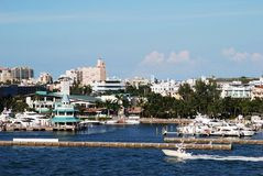 Miami Beach Marina Royalty Free Stock Images