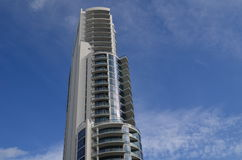 Miami Beach Modern Architecture Royalty Free Stock Photography