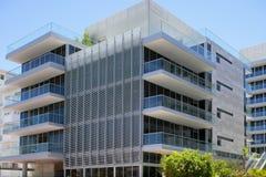 Miami Beach modern architecture Royalty Free Stock Image