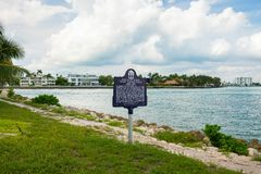 Miami Beach norte Imagens de Stock Royalty Free