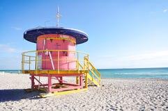 Miami beach Royalty Free Stock Photos