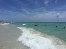 Miami Beach imagen de archivo