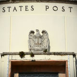 Miami Beach Post Office (33119) Royalty Free Stock Photography