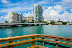 Miami Beach Royalty Free Stock Photos