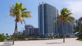 Miami beach summer day hollywood living block view 4k usa. Usa miami beach summer day hollywood living block view 4k stock video footage