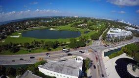 Miami Beach USA 4k high def video stock video