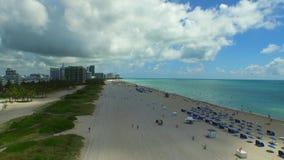 Miami Beach video aéreo FL 2 filme