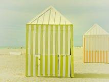 Miami- Beachhütte Lizenzfreies Stockbild