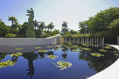 Miami- Beachholocaust-Denkmal Stockfotos
