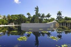 Miami- Beachholocaust-Denkmal Lizenzfreie Stockfotos