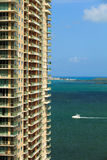Miami Biscayne Bay Royalty Free Stock Photography