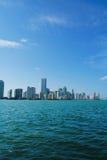 Miami brickell Obrazy Stock