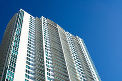 Miami Building stock photo