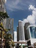 Miami céntrica foto de archivo