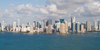 Miami céntrica Imagen de archivo