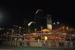 Miami carnival Stock Photos