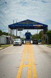 Toegang tot de Sleutels van Florida Royalty-vrije Stock Fotografie