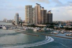 Miami city Royalty Free Stock Photo