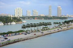 Miami Royalty Free Stock Photography