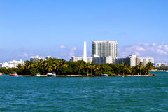 Miami coast Stock Photography