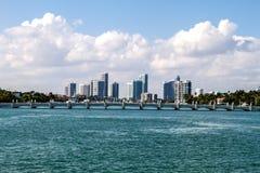 Miami coast Stock Photography