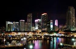 Miami da baixa Imagem de Stock