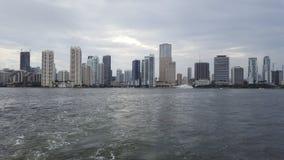 Miami da baixa Imagens de Stock