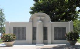 Miami-Dade County war memorial royalty free stock photography