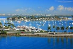 Miami day,Florida Stock Photo