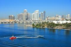 Miami day,Florida Royalty Free Stock Photo