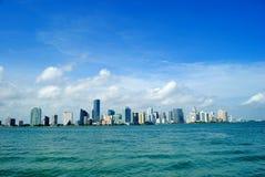 Miami del centro Fotografie Stock