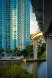Miami del centro immagini stock libere da diritti