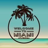 Miami-Design Stockfotos