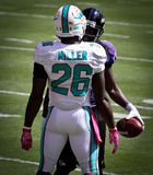 Miami Dolphins Lamar Miller Stock Photography