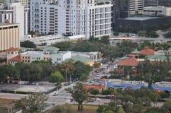 Miami, Dorf Mary-Brickell lizenzfreie stockbilder