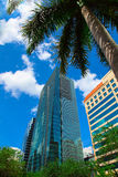 Miami Downtown Royalty Free Stock Photography