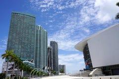 Miami downtown Royalty Free Stock Photos