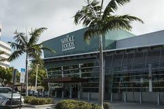 MIAMI DU NORD, FL, Etats-Unis - 17 juin 2017 : Supermarché du marché de Whole Foods image libre de droits