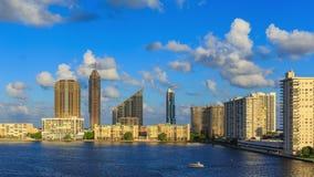 Miami eftermiddag stock video