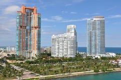 Miami en Floride photos stock