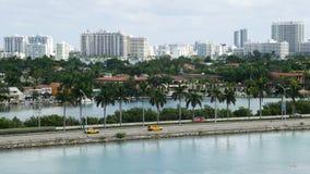 Miami en la Florida Imagen de archivo libre de regalías